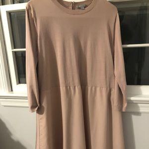 COPY - COS pink dress size large super comfortable